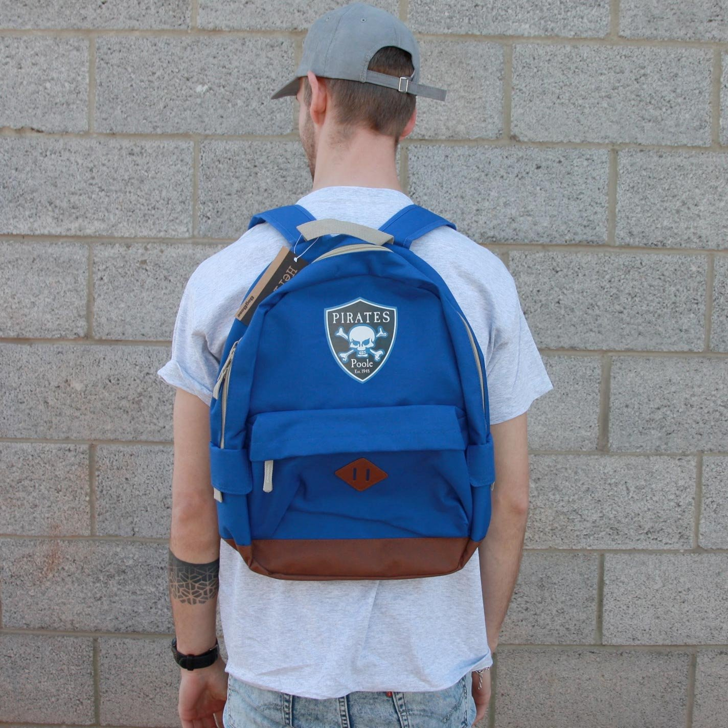 Poole Pirates Backpack